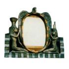 ägyptischer Spiegel zum hinstellen