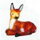 kleines liegendes Bambi Reh Variante 1