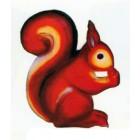 XXXL Eichhörnchen
