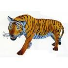 laufender Tiger groß
