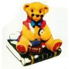 studierender Teddybär