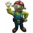 Comic Mechaniker BOB