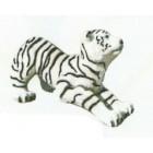 kleiner weißer Tiger spielend Variante 1