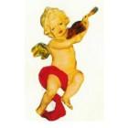 kleiner hängender Engel mit Geige