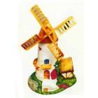 hübsche ländliche Windmühle
