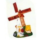 hübsche Landwindmühle klein