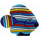 Fisch bunt gesteift Variante 1