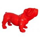 Rote Bulldogge XXL