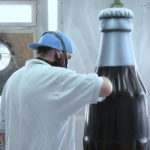 Coca Cola Flasche 2