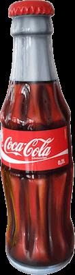 Coca Cola Flasche 0