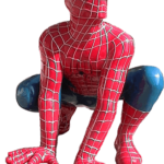 Spiderman Figur 0