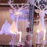 Großdekoration Weihnachten