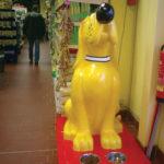 Futterhaus Hund 1
